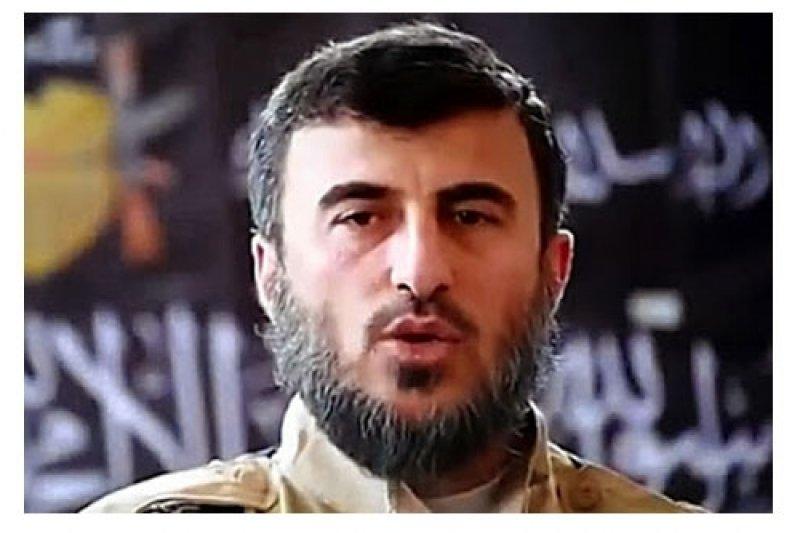 在空襲中喪命的「伊斯蘭軍」首領艾洛斯。