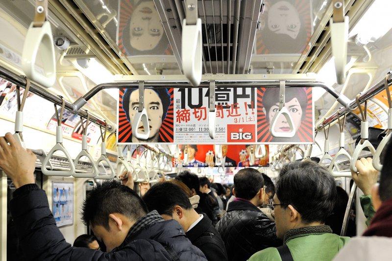 日本鐵路公司間激烈的競爭讓他們的服務不斷推陳出新,以吸引消費者。(圖/Tim Adams@flickr)