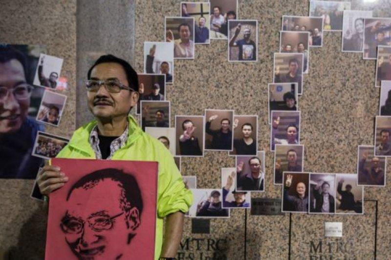 劉曉波在獄中的情況目前無法得知。(BBC中文網)