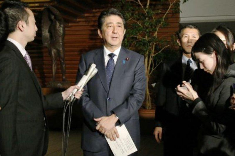 輿論認為安倍晉三在北韓核問題等方面需要韓國協助。(BBC中文網)