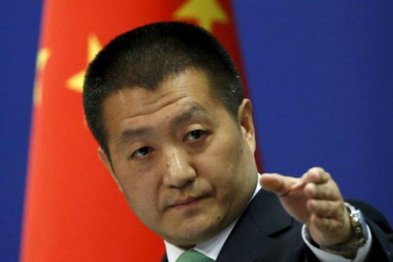 中國外交部發言人陸慷表示,「一帶一路」是開放、包容的區域合作倡議,不是地緣政治工具。(BBC中文網)
