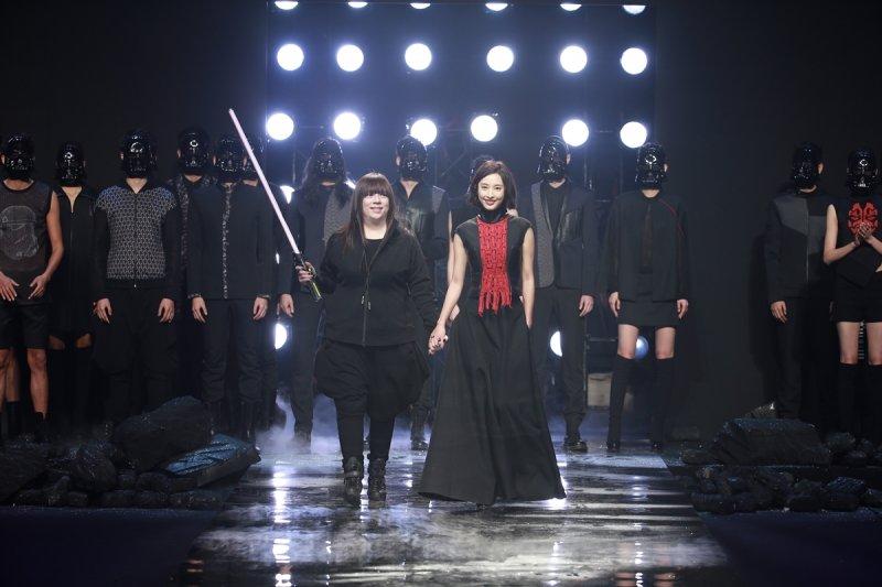 台灣設計師潘怡良以個人品牌GIOIA PAN跨入國際時尚圈。(圖/潘怡良提供)