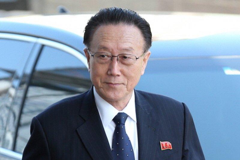 北韓統一戰線部長、勞動黨黨中央書記金養建車禍驟逝。
