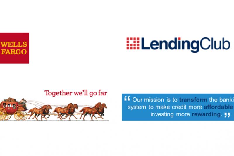 富國銀行加Lending Club的營運模式能否開創銀行業新局?(胡一天提供)