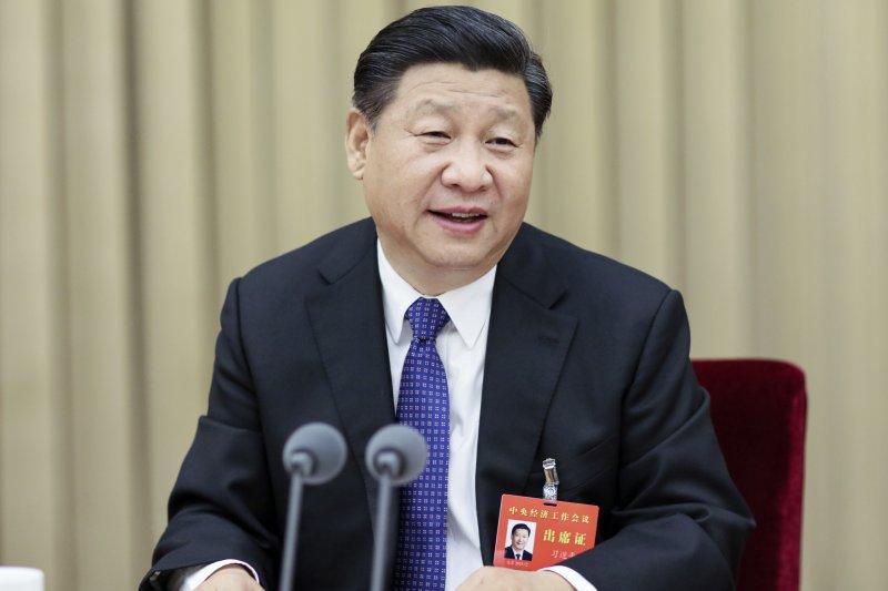 中國國家主席習近平31日晚間發表2016年新年賀詞,兩岸關係僅談到馬習會。(資料照,新華社)