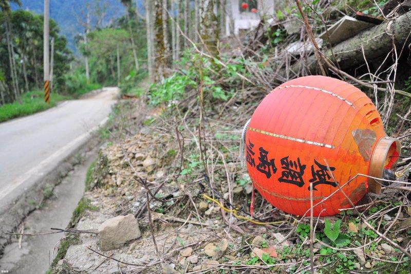 今年是莫拉克風災十周年。(圖片來源:梁惟喬∕水土保持局網站)