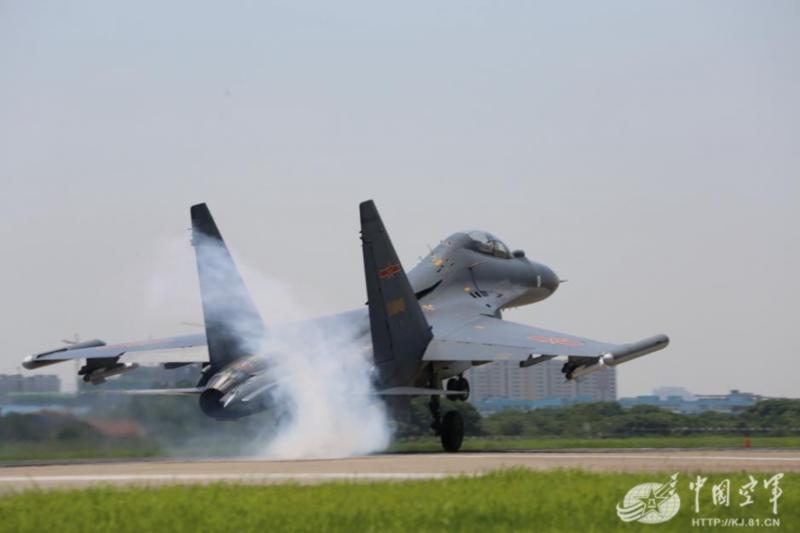 蘇-30戰機。