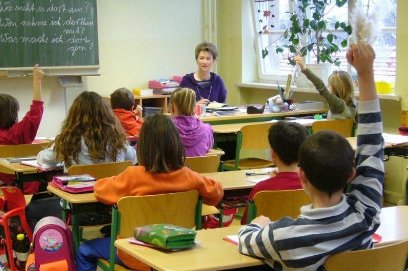 德國的小學教室。(圖片來源:migreat)