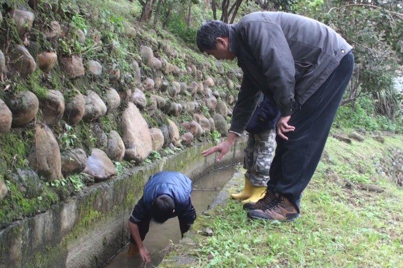 友達、華映不再將廢水排入霄裡溪,為國內創下一個廢水回收的雙贏案例。(朱淑娟/攝影)