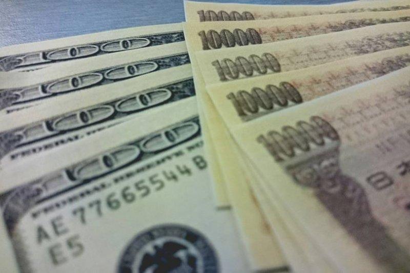 美元/日圓(資料照,林彥呈攝)
