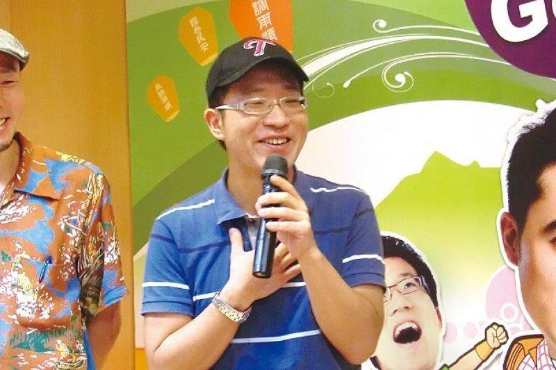 已經完全「台化」的韓國「歐巴」柳大叔,在台灣還會被當作本地人。(圖/柳大叔提供)