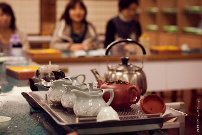 「茶金融」 是否站得住腳?今年將是關鍵性的一年(圖/Ignat Gorazd@flickr)