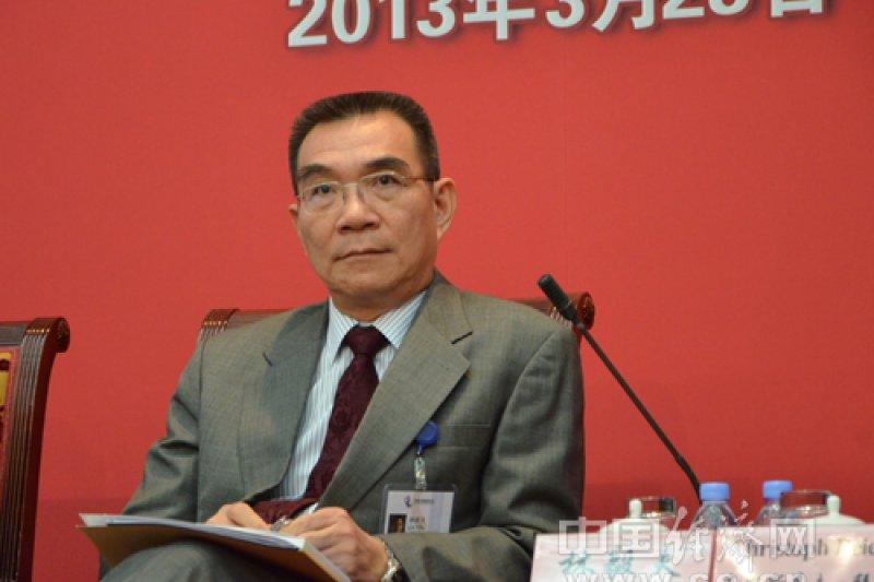 林毅夫基於中國大陸發展經驗的「新結構經濟學」享譽開發中國家,被一些國家定為發展規劃的理論基礎。(資料照,取自中國經濟網)