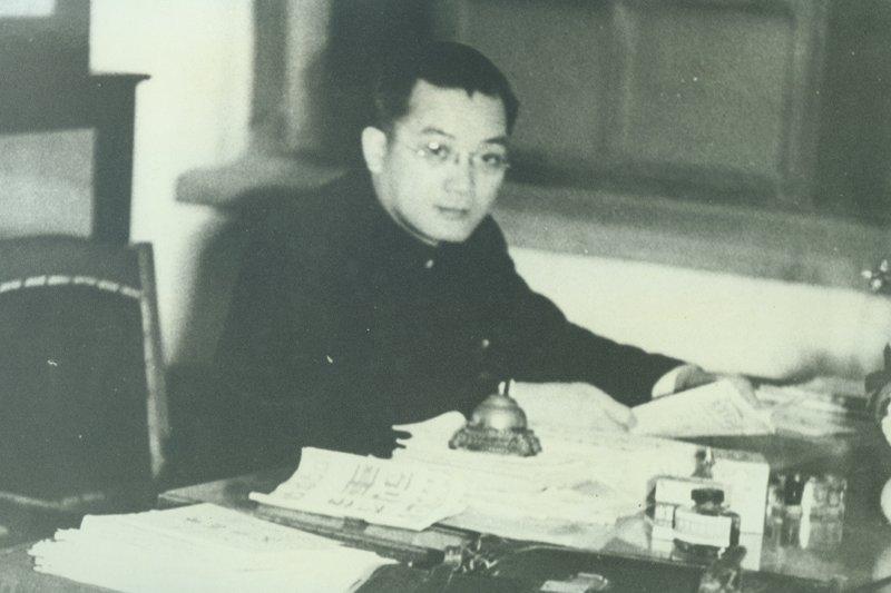 新竹中學辛志平校長(竹中校史館)