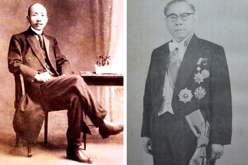 台灣省參議會一成立,就在林獻堂與黃朝琴競選議長的退選疑雲裡蒙上一層陰影(圖/wikimedia)