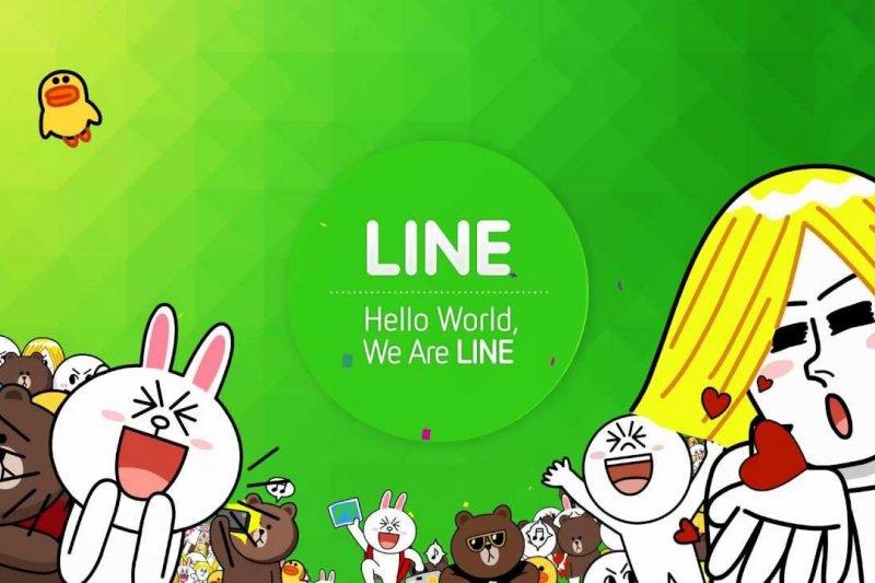 通訊軟體LIne密碼應定期更換,否則恐成為詐騙集團的犯罪工具。(取自Line網站)