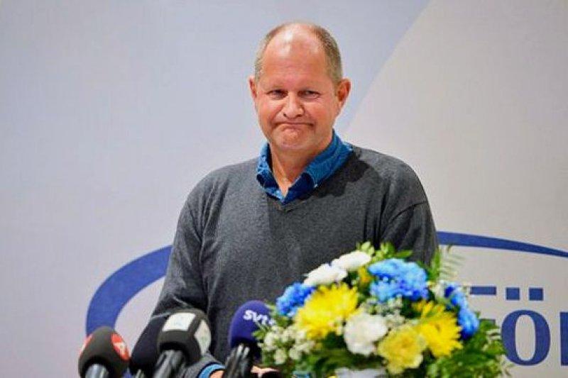 瑞典警察總監丹·埃利亞松表示,將在警方內部進行徹底調查。(BBC中文網)