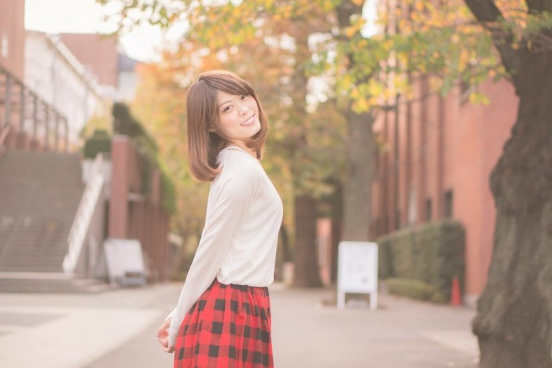 Hsuan目前是日本偶像團體的成員,希望有機會能回台灣舉辦LIVE活動。(圖/Paul Tsai)