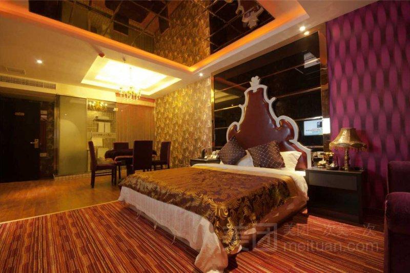逐漸崛起的北京愛情旅館,顯見中國人對於性觀念的轉變。(取自網路)