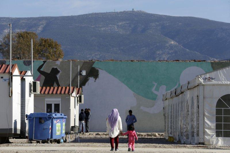瑞典難民遭敘利亞難民刺傷,不治死亡,引發瑞典社會軒然大波。(美聯社)