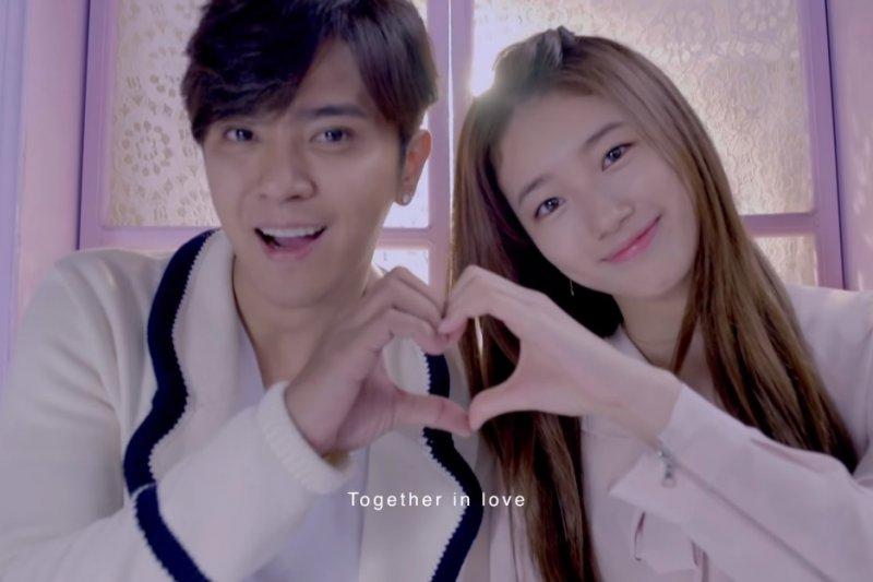 羅志祥經紀公司天地合娛樂發出聲明稿反問誰不是中國人(截自youtube)