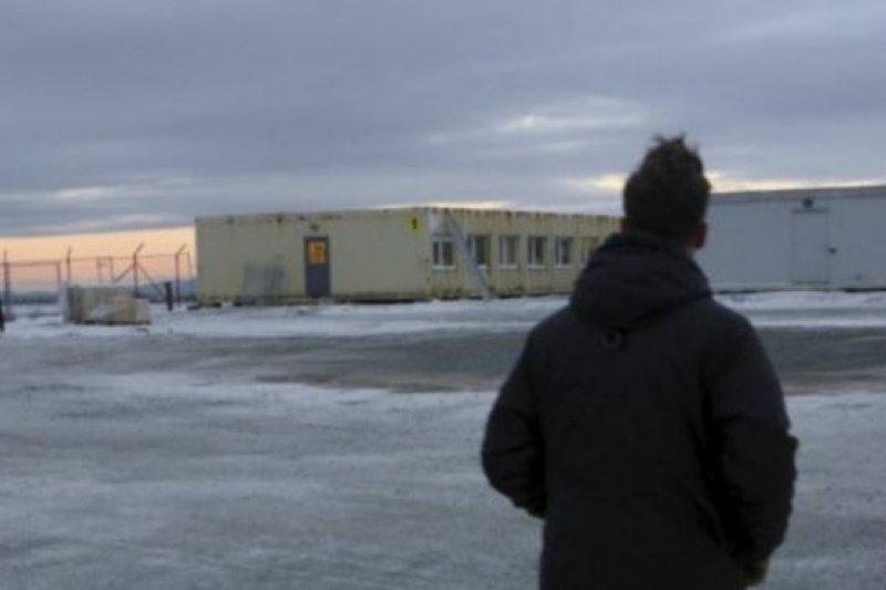 希爾克內斯難民營是為了應付2015年的難民潮而迅速搭建的。(BBC中文網)