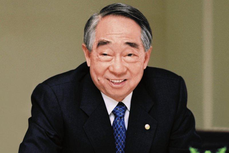 台灣航運業鉅子、長榮集團創辦人張榮發(取自網路)