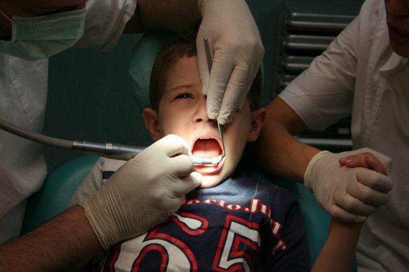即使有政府補助,在瑞典看牙醫的費用仍然非常昂貴。(圖/Finizio@flickr)