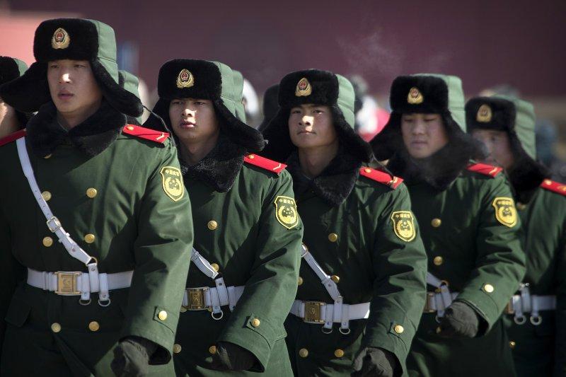 北京23日迎來零下30度、30年來最低溫記錄(美聯社)