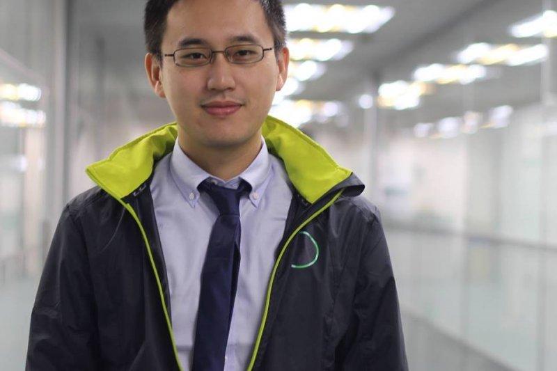 趙怡翔派駐美處政治組長,引起爭議。(取自Vincent Chao 臉書)