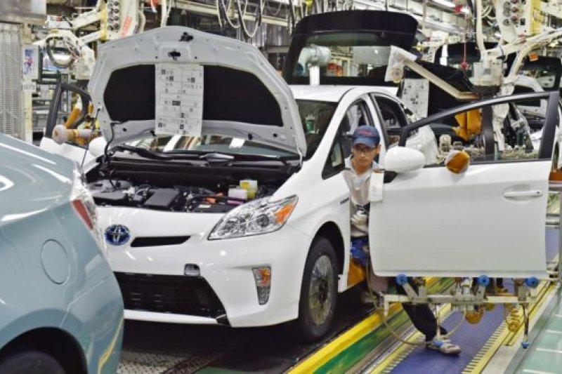 豐田此次停產理由讓市場驚訝。(BBC中文網)