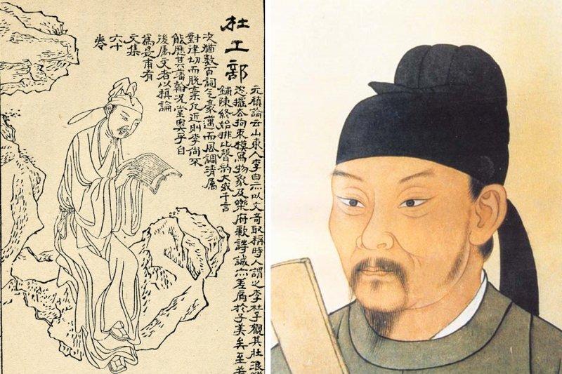 食安是中國三千年來的大課題,詩聖杜甫就因吃了變質餿肉一命嗚呼。(圖/wikimedia commons)