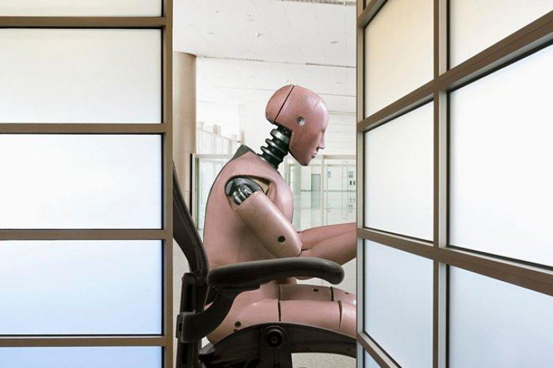 就會有這麼一天,機器人會取代你?(圖片來源:Alamy/作者提供)