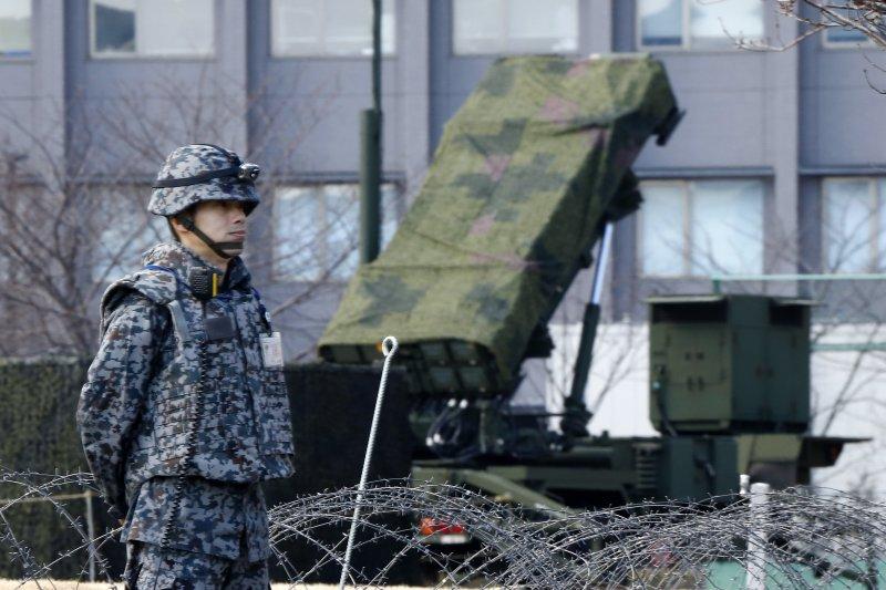 北韓最快下周試射長程飛彈,日本防衛省部署愛國者防空飛彈系統(美聯社)
