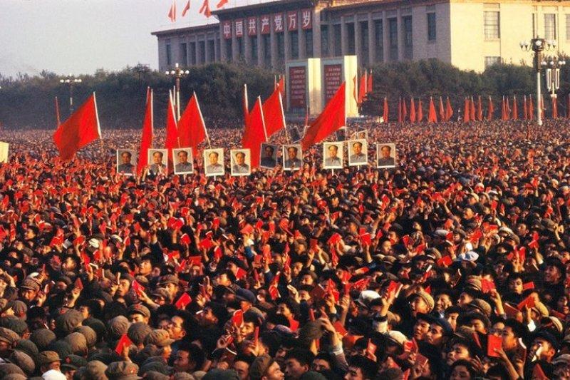 今年是中國文革結束四十週年。