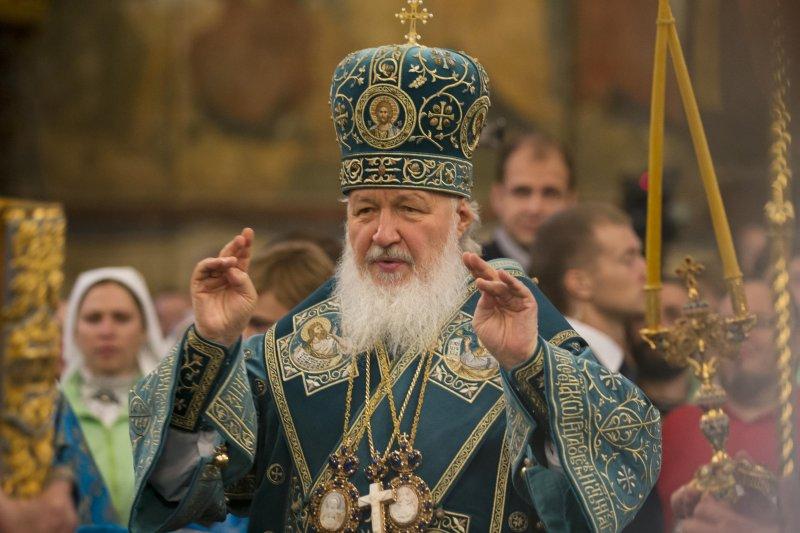 俄羅斯正教會牧首基里爾(Patriarch Kiril)(美聯社)