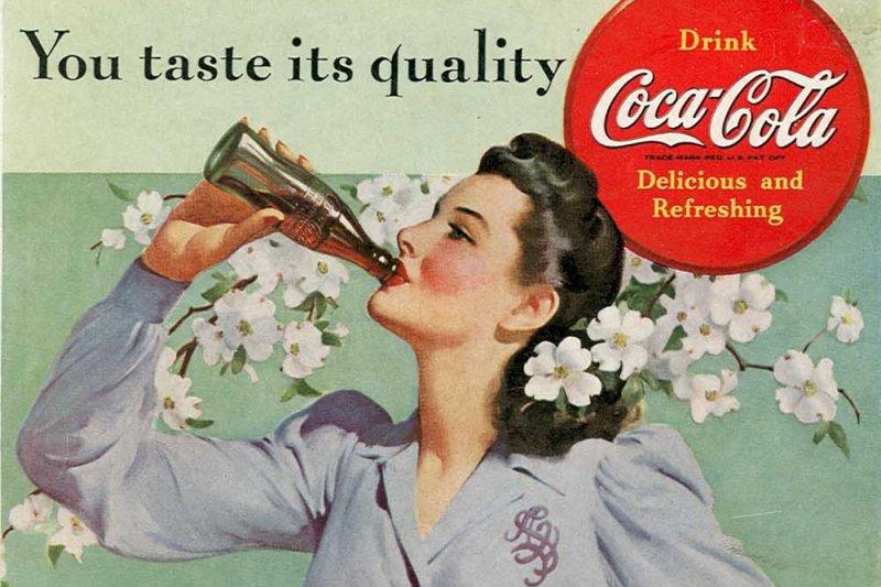 100年前,人們怎麼看可口可樂?(圖/InsomniaCuredHere@flickr)