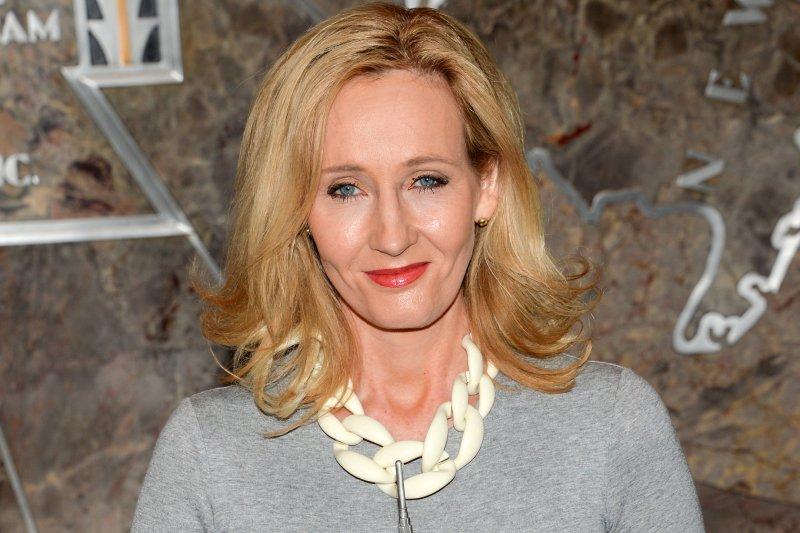 羅琳(J.K Rowling)(美聯社)