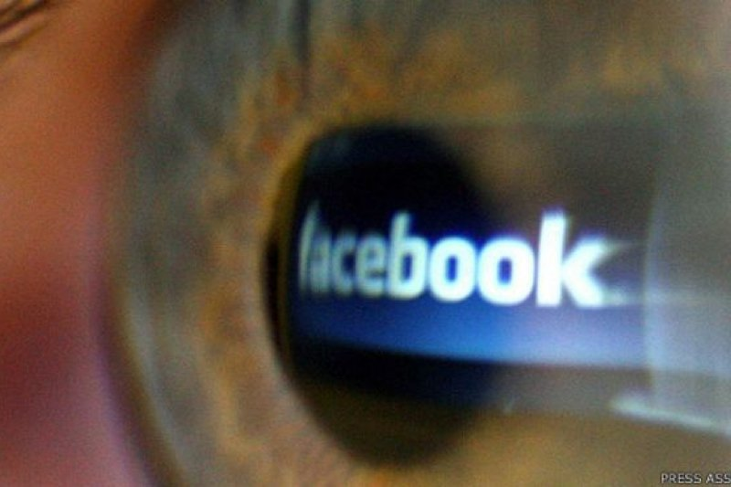 臉書表示一定徹查被認為有問題的專頁。(BBC中文網)