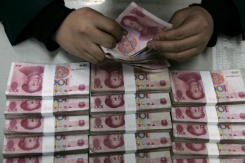 周小川表示,從基本面看,人民幣不具備持續貶值的基礎。(BBC中文網)