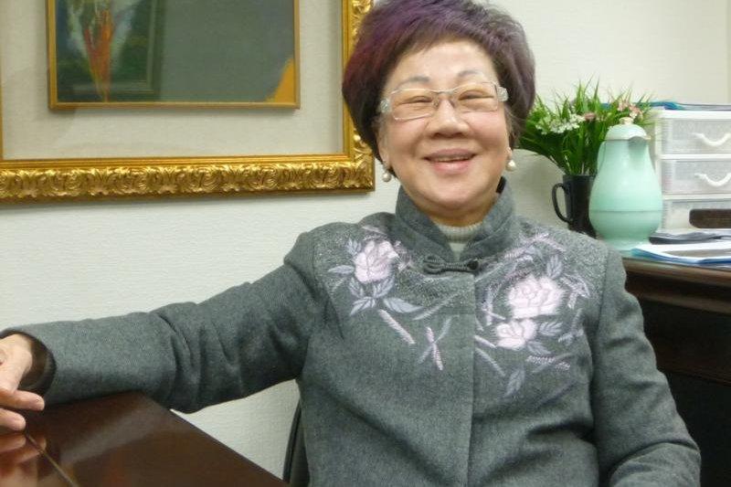 前副總統呂秀蓮認為,整個民進黨因為蔡英文而改變很多,改變到底好或壞,要時間驗證。(亞洲週刊)