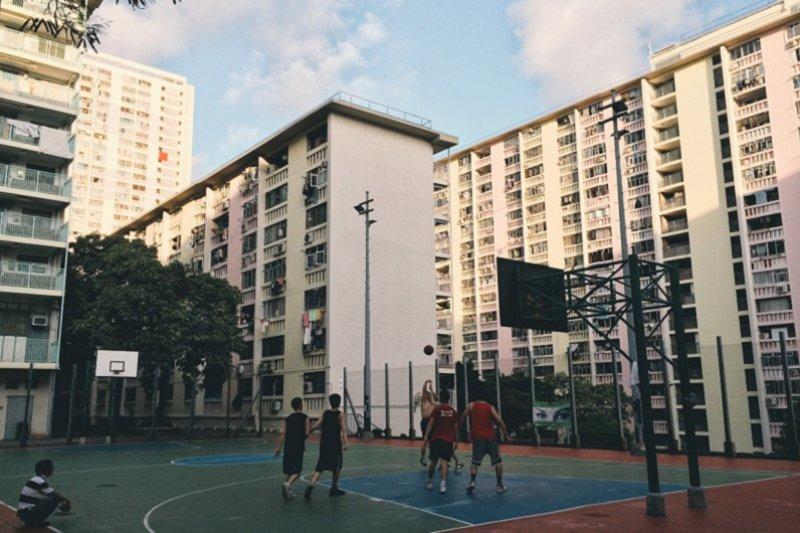 華富邨有「平民豪宅」之譽。(來源:背包客棧)