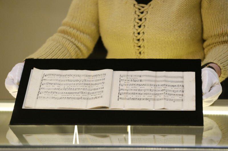 莫札特失傳230年的清唱劇《奧菲莉亞的康復禮讚》(美聯社)