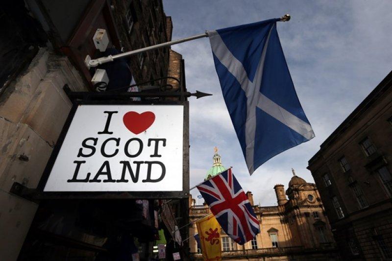 蘇格蘭獨立公投的「恐嚇宣傳」會在離歐辯論中再現嗎(美聯社)