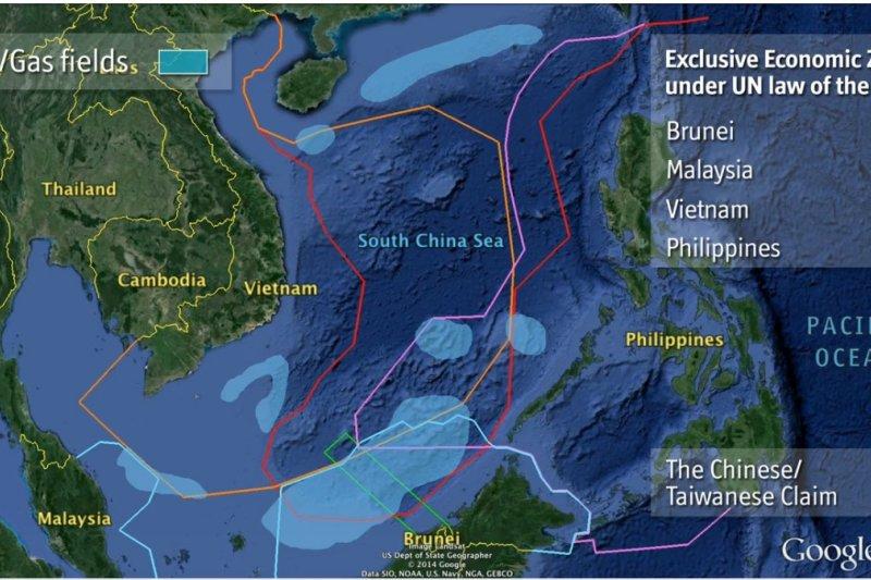 經濟學人動畫解析,中國從喜馬拉雅山到南海島礁 領土爭議都不退讓的原因。(取自影片)