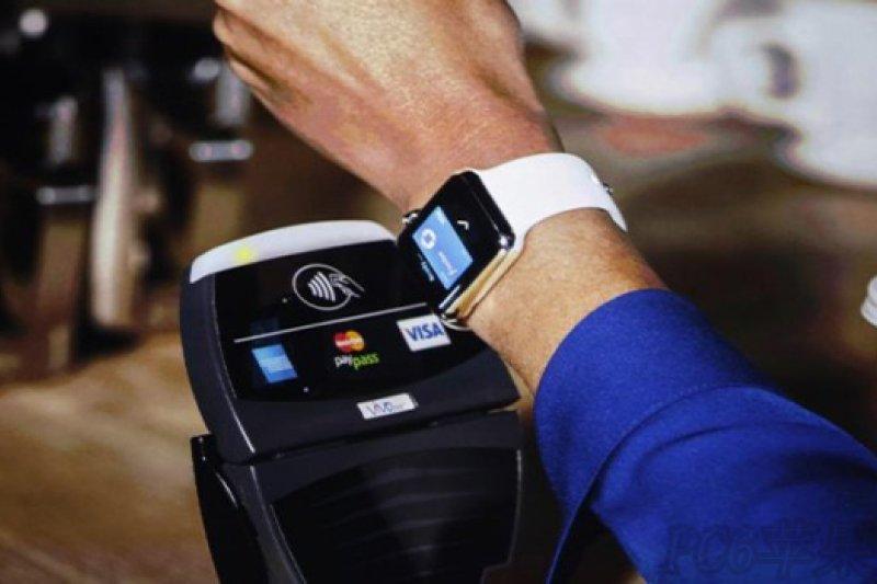 Apple Watch沒有佩戴在手上時無法使用蘋果支付。(取自網路)