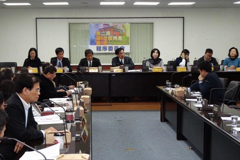台南市議會本來要為震災開臨時會,卻在民進黨團反對下未能開成。(圖片來源:台灣好新聞)