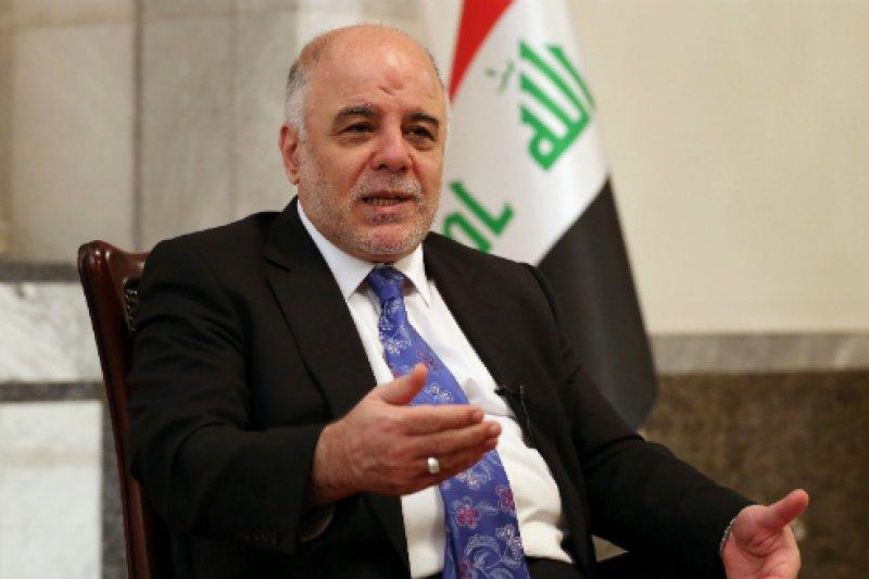 伊拉克新任總理阿巴迪試圖改革,去年8月開始推動一系列的肅貪、整頓改革方案。(美聯社)