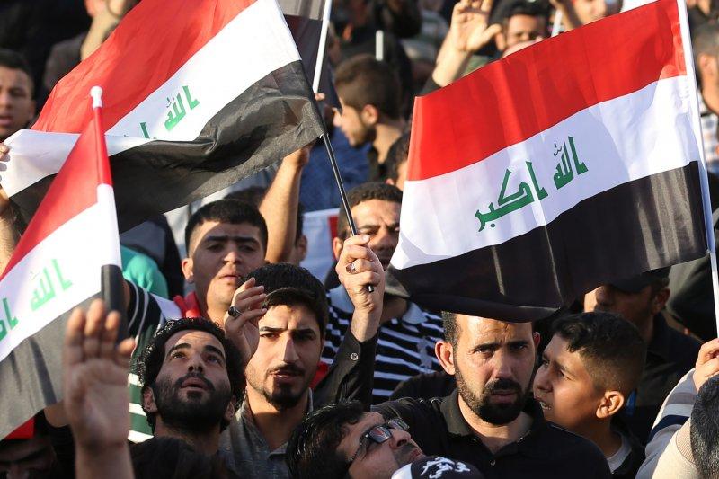 海珊政權垮台至今,伊拉克人民仍等不到和平。(美聯社)