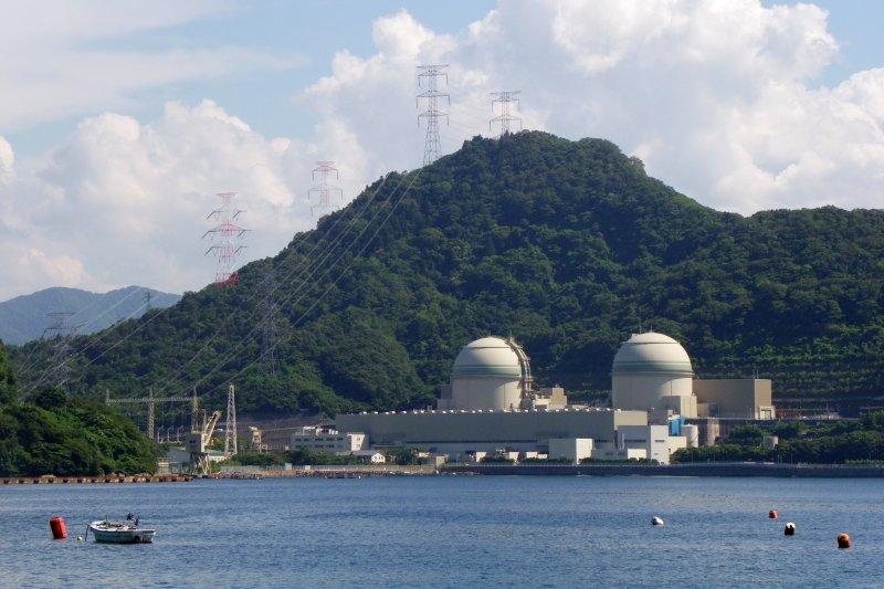 日本高濱核電廠3、4號機組(維基百科)